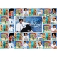Jackie Chan Stamp Collection - Blue