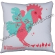 12 Zodiacs Cushion ~ Rooster
